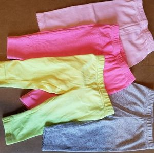 Baby pants. 4 pack